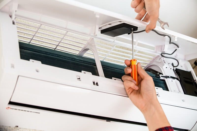 What To Do When Your Air Conditioner Drain Line Is Clogged