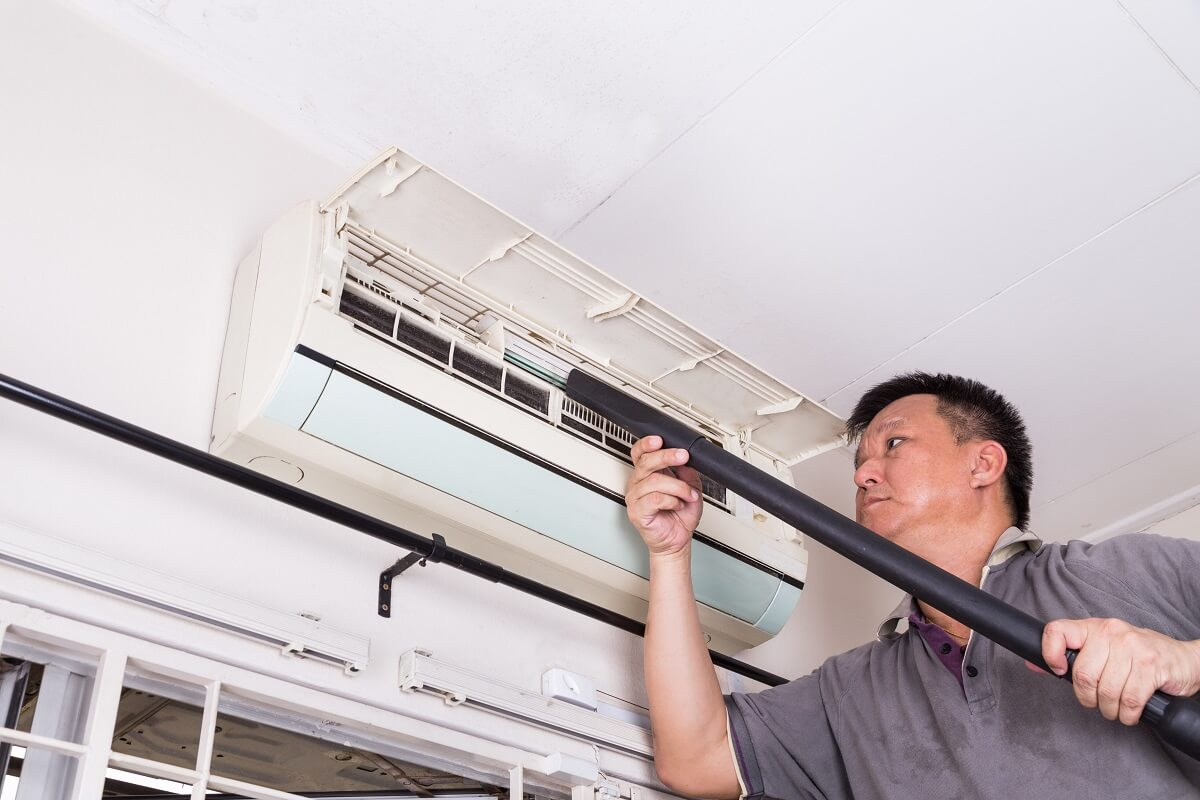 Can a Dirty Air Filter Cause an AC to Stop Working?