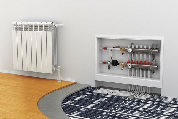 Benefits of  Ducted Gas Heating  and Cooling
