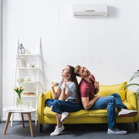 Fujitsu Air Conditioner without Remote